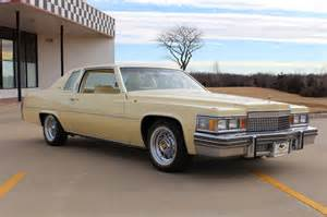 Cadillac Coupe 1979 1979 Cadillac Coupe 2 Door Low Quot Survivor Quot