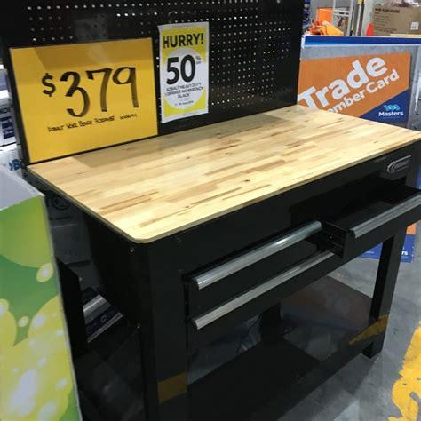 kobalt tool bench kobalt 45 in w x 36 in h 3 drawer wood work bench 50 off