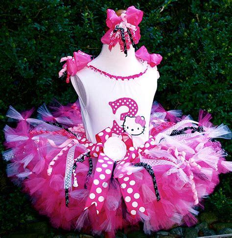 Hello Ribbon Dress hello couture ribbon tutu set