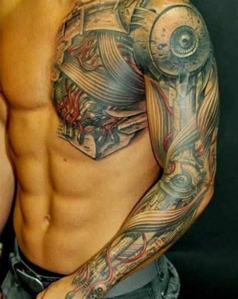 tattoo brust tut es weh tattoos zenideen