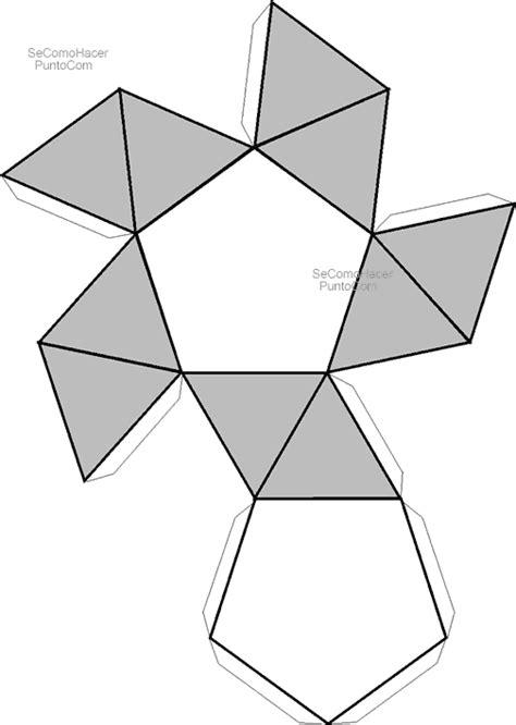 figuras geometricas recortables pdf figuras geometricas para armar en 3d imagui