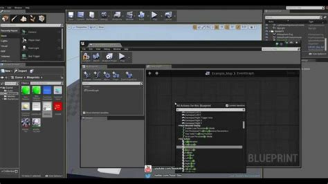 video tutorial unreal unreal engine 4 tutorial umg video ui youtube