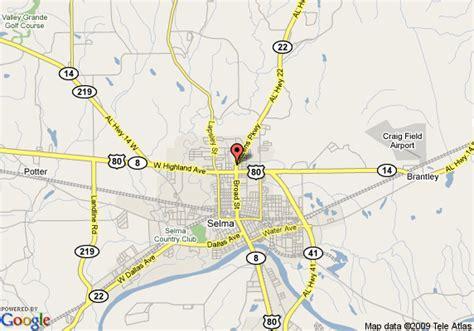selma texas map map of inn selma selma