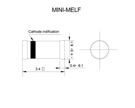 melf diode identification melf diode identification 28 images mini melf zener diodes for sale price china manufacturer