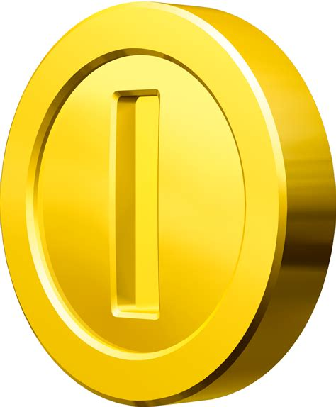 Bros Circle Gold Image Coin New Mario Bros Png Nintendo