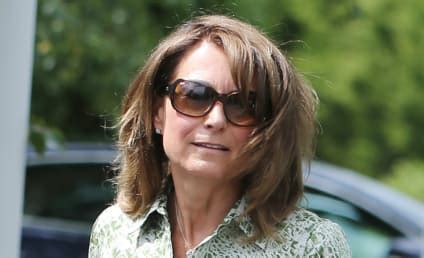 carol middleton hair styles carole middleton the hollywood gossip