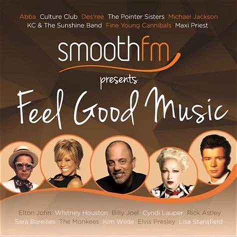 Smoothfm Feel Good Music Compilation Cd Sanity