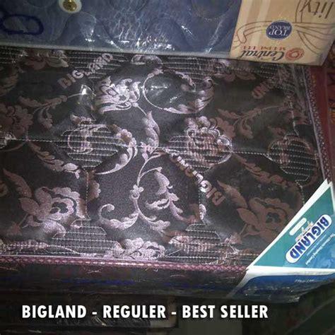 Bed Set Bigland 200 X 100 Reguler tentang bigland springbed harga bigland springbed