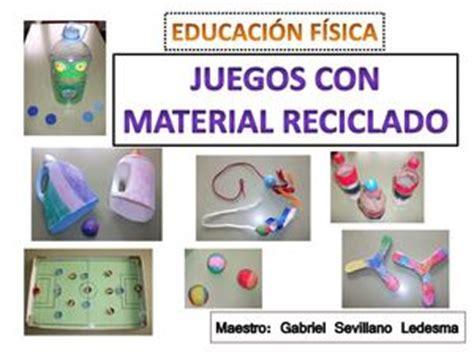 com se realiza un ecosistema con materiales reciclados calam 233 o juegos con material reciclado