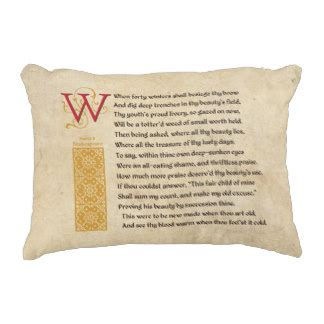 Poems About Pillows by Poems Pillows Poems Throw Pillows Zazzle