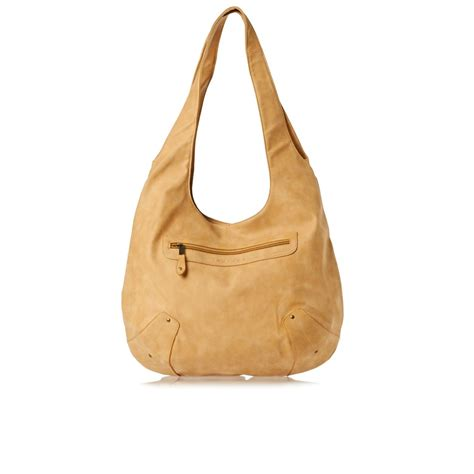 If The Spice Were Handbags by Volcom Made Hobo Shoulder Bag Spice Gold Free