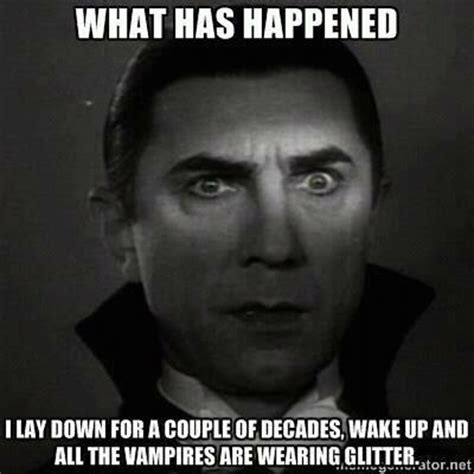 Dracula Meme - a laugh on tuesday dracula nenagh silent film festival
