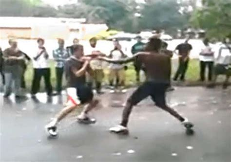 real fights st louis filmed fights put them ny daily news