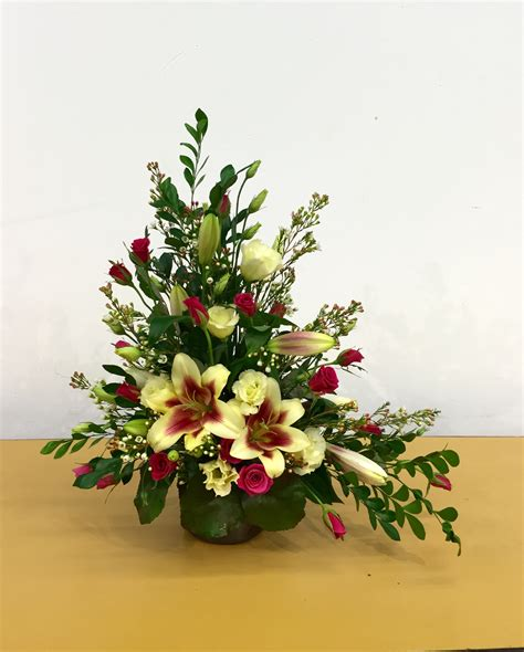 beautiful arrangement best beautiful tall floral arrangement pictures 56