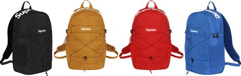 supreme backpack image gallery supreme backpack
