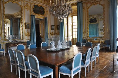 versailles dining room the king s interior apartments palace of versailles the