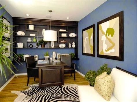 Office Paint Color Ideas | wall painting ideas for office