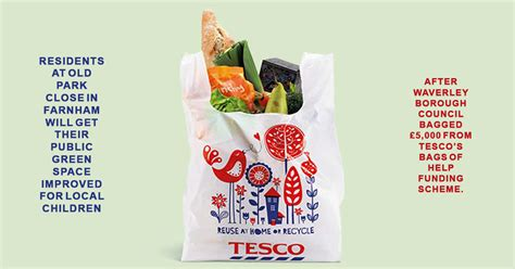 News Roundup Deaths Tesco Going Green And New Standards For Offset Schemes by Community To Get New Play Area After Waverley Bags 163 5 000