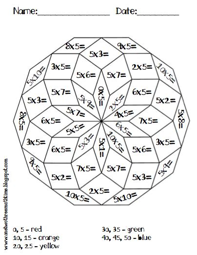 math coloring pages with fractions one two three math time lots of new items and