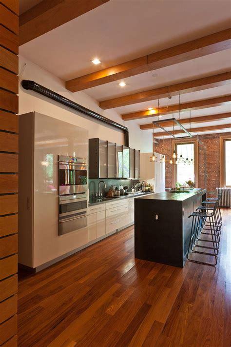New York Loft Kitchen Design Loft In Noho New York City By Jendretzki