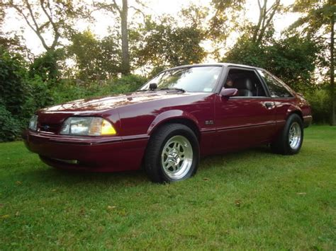 Unknown 1985-1993 5.0 mustang model? - Ford Mustang Forum Unknowns Forum