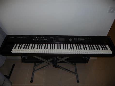 Keyboard Roland Rd 700nx roland rd 700nx image 303176 audiofanzine