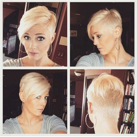 360 degree veiw of hairstyles 685 best hair styles images on pinterest pixie cuts