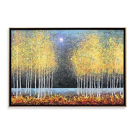 bed bath and beyond art blue moon wall art bed bath beyond