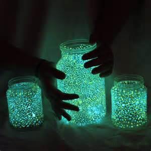 Glow In The Dark Bedroom Ideas Diy Glow In The Dark Jar Room Decor Trusper