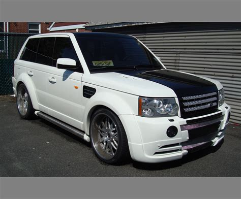 land rover sport custom idealisticdesign 2007 land rover range rover sport specs