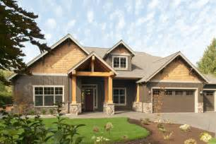 One Story Craftsman Style Homes by Craftsman Style House Plan 3 Beds 2 5 Baths 2735 Sq Ft