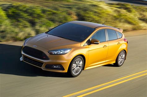 Ford Focus by Used 2017 Ford Focus St For Sale Pricing Features