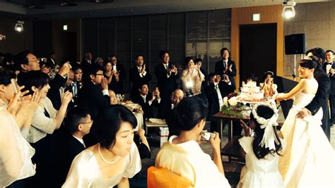 Wedding Ceremony Japan by What To Expect At Japanese Weddings Savvy Tokyo