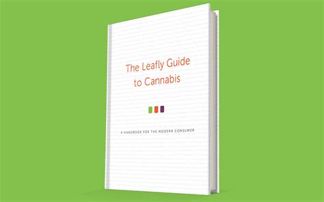 the leafly guide to cannabis a handbook for the modern consumer books announcing the release of our book the leafly