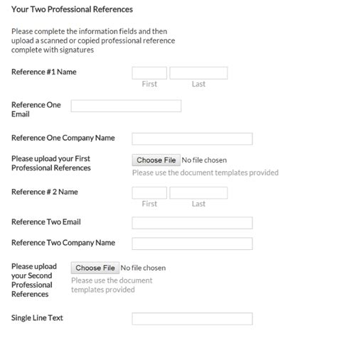 Professional References Template Letter Trakore Document Templates Board Policy Template