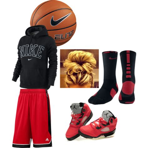 basketball clothes and shoes basketball swag polyvore
