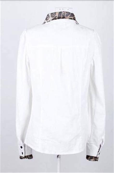 Setelan Dress Wanita Stw 162 baju kemeja wanita motif leopard terbaru model terbaru