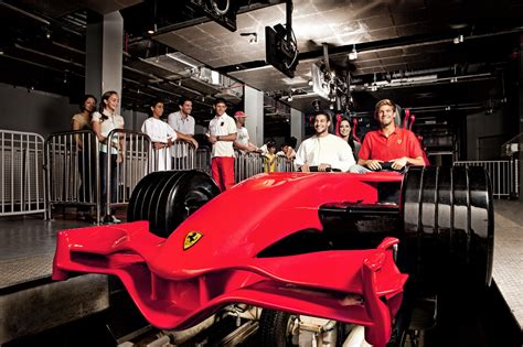 Ferrari World Entry Fee by Top 5 Reasons To Go To The Abu Dhabi Grand Prix Discover