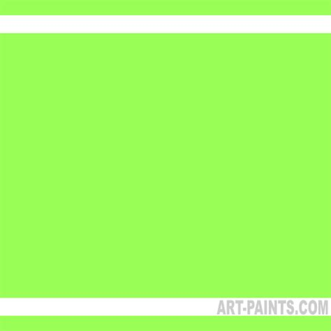 light green color light green decocolor fine paintmarker marking pen paints