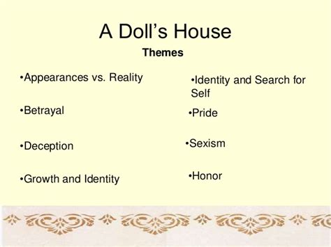 a dollhouse summary doll house summary house plan 2017