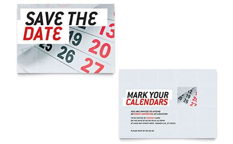 business save the date templates free invitations graphic designs templates