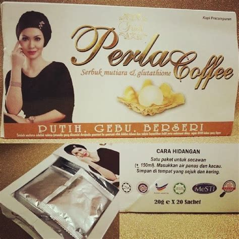 Perla Coffe white collar year end sales and health supplements