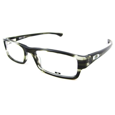 oakley rx glasses frames servo 1066 02 grey tortoise