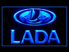 lada neon lincoln motors logo neon light sign automotive