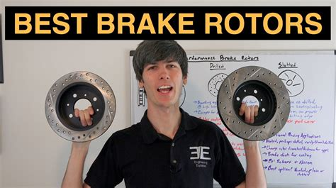 best brakes drilled slotted vented brake rotors what s best