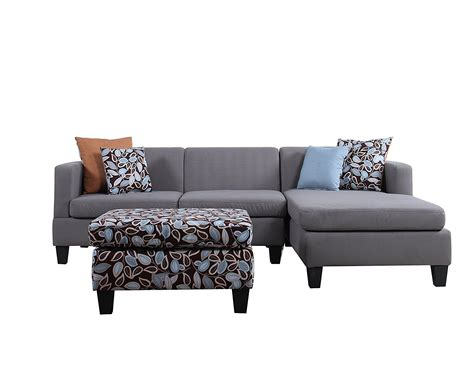 small chaise sectional small sectional sofa with chaise home furniture design