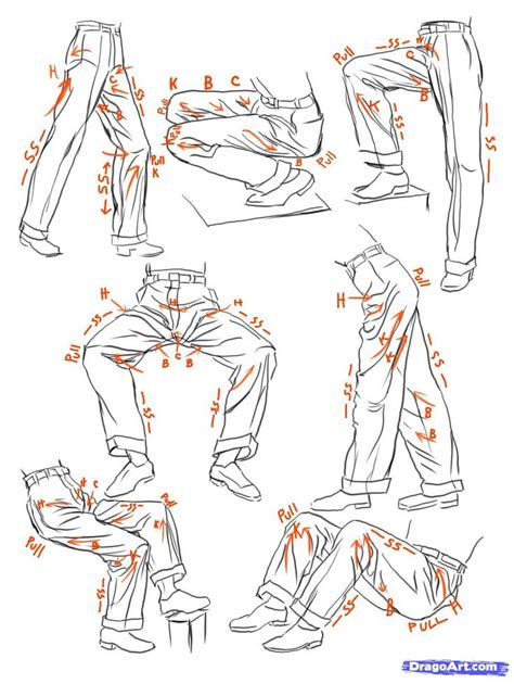tutorial c 33 best 3d clothes pants images on pinterest art