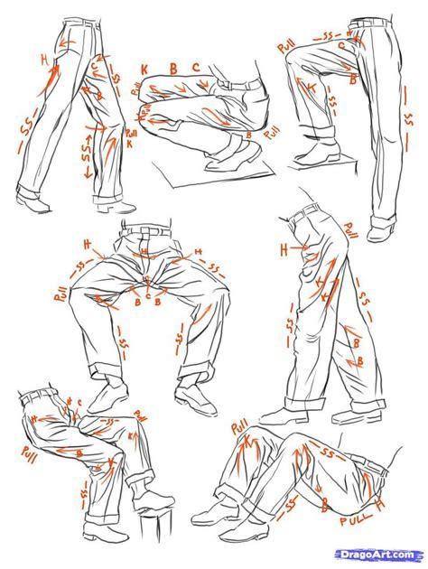 tutorial drawing online 33 best 3d clothes pants images on pinterest art