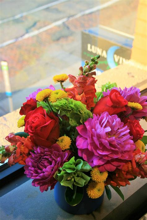 Flower Arrangements Delivery by Fall Flower Arrangements Purple Flower Arrangements