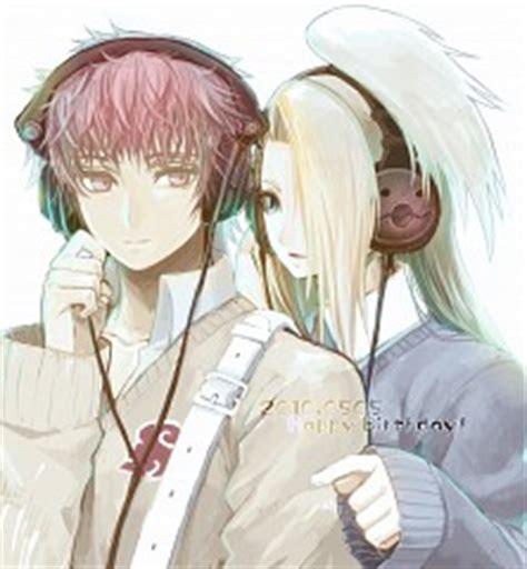 Headphone Akatsuki Anime deidara headphones zerochan anime image board